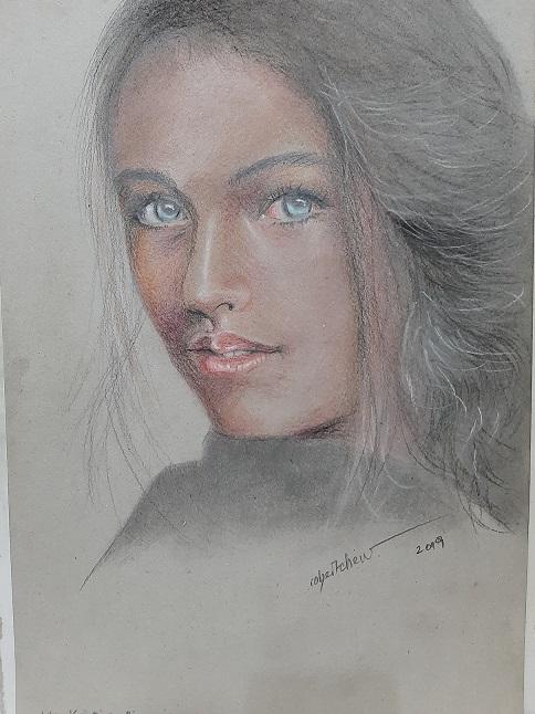 Kristina Pimenova por Bobchew